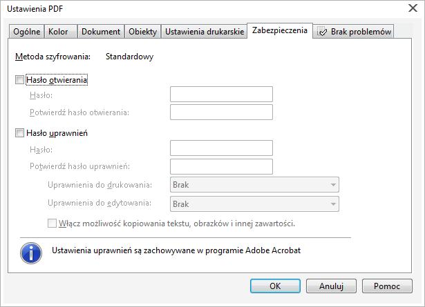 jak wyeksportować projekt wcmyk coreldraw