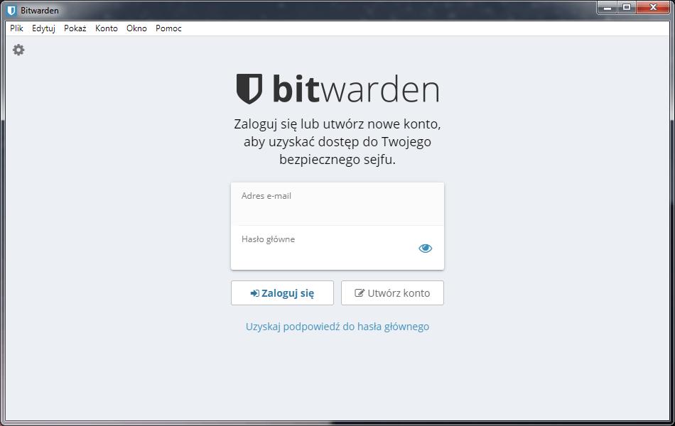 Bitwarden darmowy menedżer haseł open source