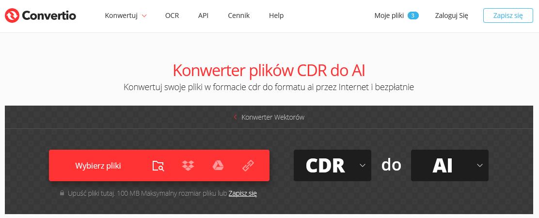 Konwerter cdr doai pdf